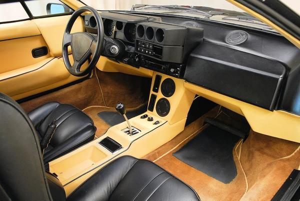 Lamborghini Lamborghini Jalpa 1981 1988