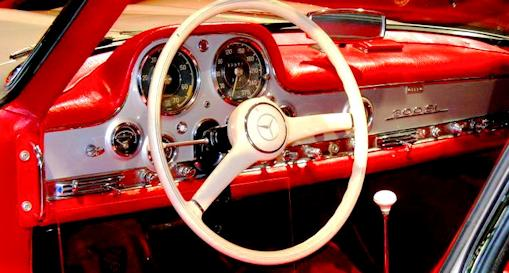Car Dashboard types and history explained