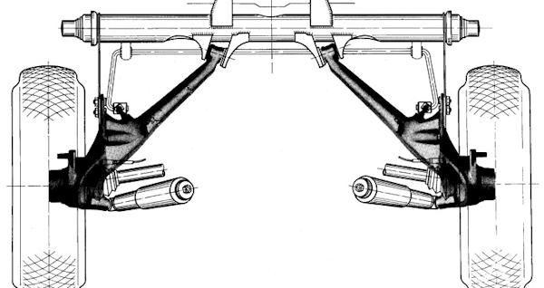 Suspension & Steering - Torsion bar
