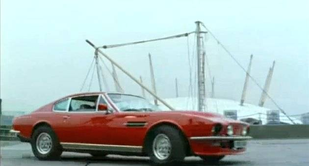 1977 Aston Martin V8 Vantage Murphys Law TV Series