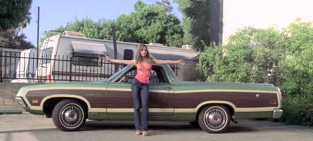 1970 Ford Ranchero Squire in My Name Is Earl, TV