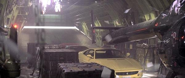 1995 Ferrari F355 Berlinetta in Die Another Day
