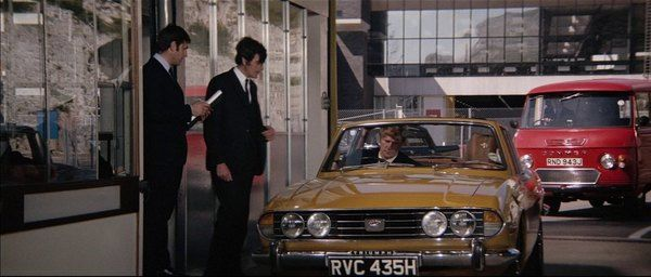 James Bond Diamonds Are Forever, 1970 Triumph Stag