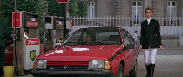 In James Bond films Renault Fuego A View-to-a-Kill