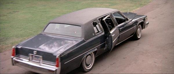 1977 Cadillac Fleetwood Limousine in A View to a Kill 1985
