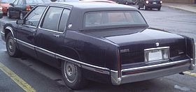 Cadillac Sixty Special Eleventh Generation 1987–1993