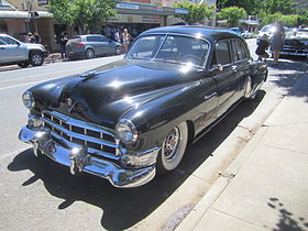 Cadillac Sixty Special Third Generation 1948–1949