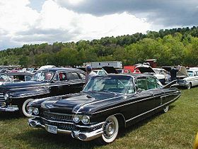 Cadillac Sixty Special Seventh Generation 1959–1960