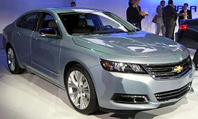 Chevrolet Impala Tenth generation (2014–)
