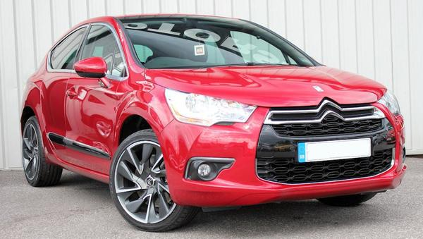 Citroën DS4 car range