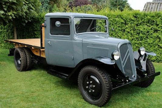 citroen u23 pick up truck