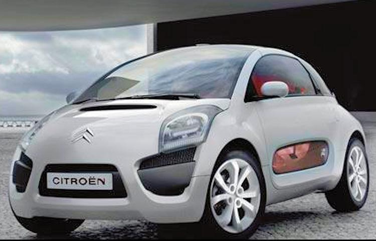 Citroën C-Airplay Concept car