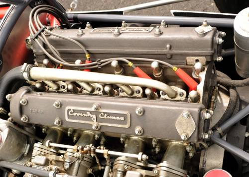 Coventry Climax FPF Engine history