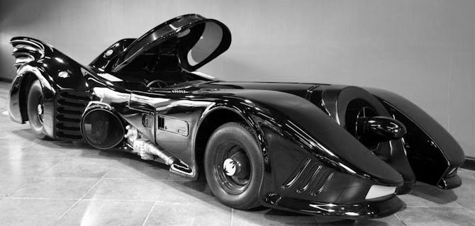 batmobile canopy door