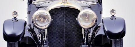 Car Headlamps explained and history
