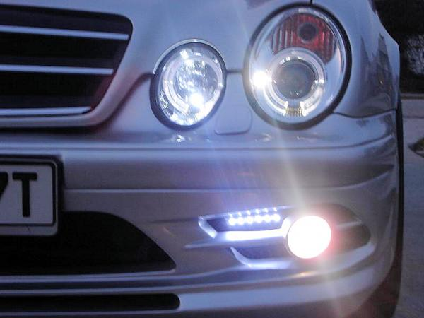Car Front fog lamps Explained
