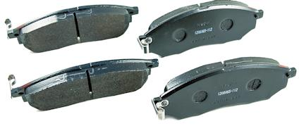 How Car Brake Pads Work