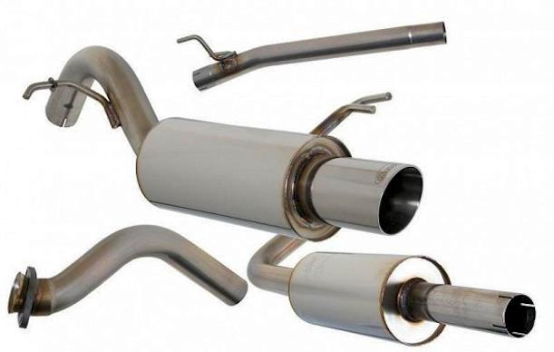Aftermarket exhaust system expained