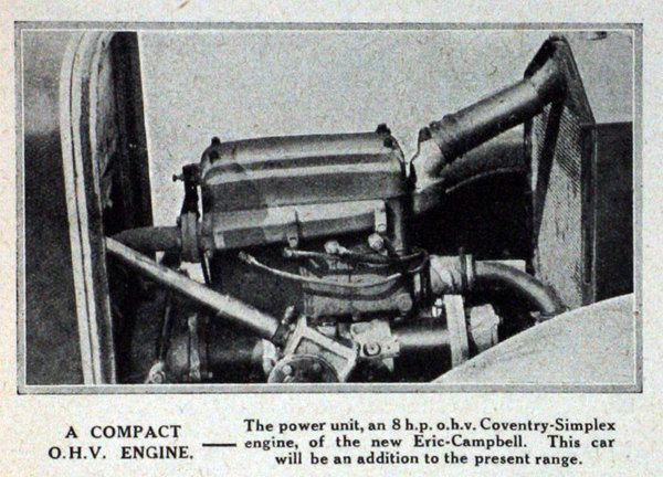 Coventry-Simplex cambell