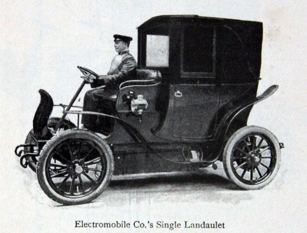 Electromobile-cars