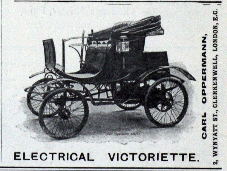 Oppermann Electric victoritte