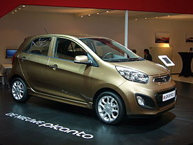 Kia Picanto Morning