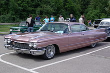 Cadillac de Ville First Generation (1959–1960)