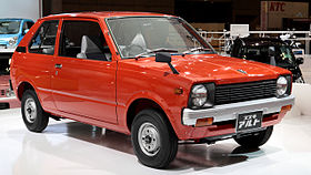 Suzuki Alto First generation (1979–1984)