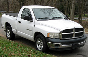 Dodge Ram truck Third Generation  (DR/DH/D1/DC/DM) 2002–2008