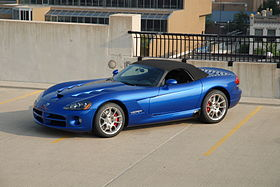 Dodge Viper Fourth generation, Phase II ZB (2008–2010)
