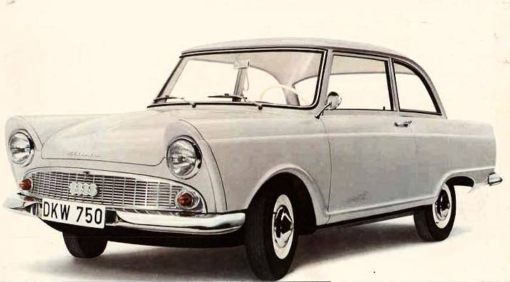 DKW Junior car history