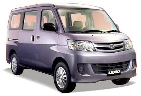 Daihatsu Luxio (2009