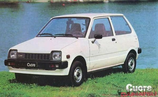 Daihatsu Mira Cuore First generation L55 series