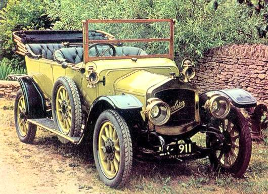 Excelsior car History
