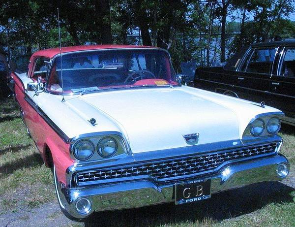 Ford Galaxie First Generation (1959)