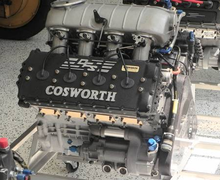 Cosworth DFS engine