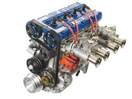 Ford Cosworth YB Normally Aspirated induction