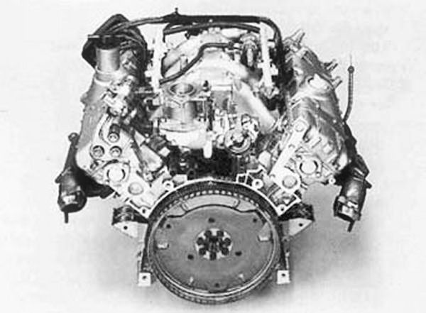 PRV engine range