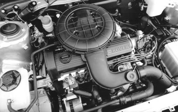 rover k series Long-bolt engine