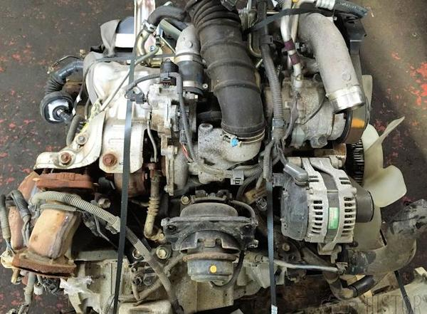Toyota engines - Toyota KD engine (2000-)