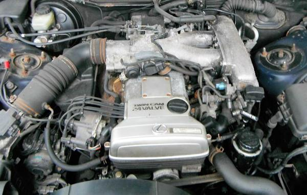 Toyota engines - Toyota JZ engine (1990-2005)