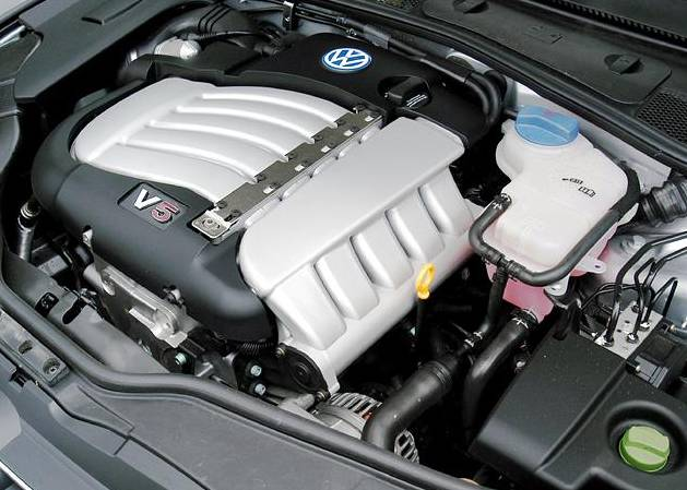 Volkswagen V5 engine