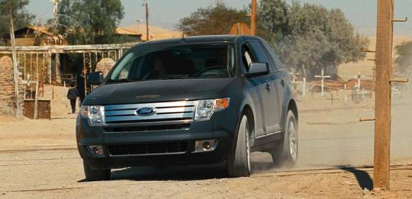 Ford Edge Quantum of Solace 007