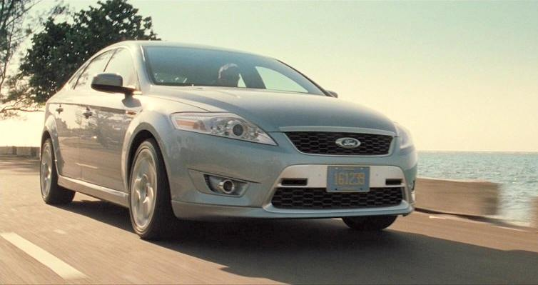 2006 Ford Mondeo MkIV in Casino Royale 007