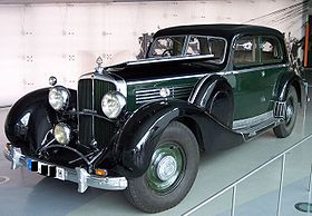 Maybach Zeppelin (1928-1934)