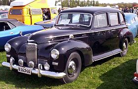 Humber Imperial & Pullman (1930-1967)