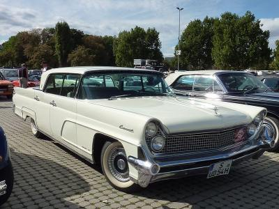 Lincoln Continental Third generation (1958–1960)
