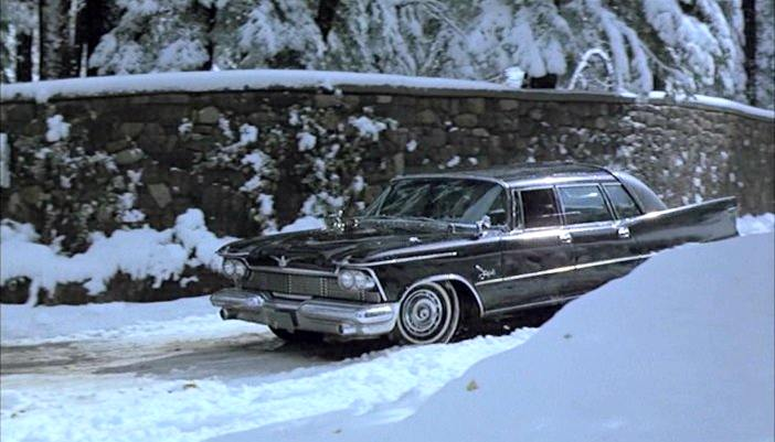 The Godfather II black Ghia built 1958 Crown Imperial