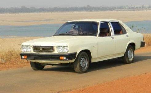 Hindustan Motors Hindustan Contessa 1984 2002