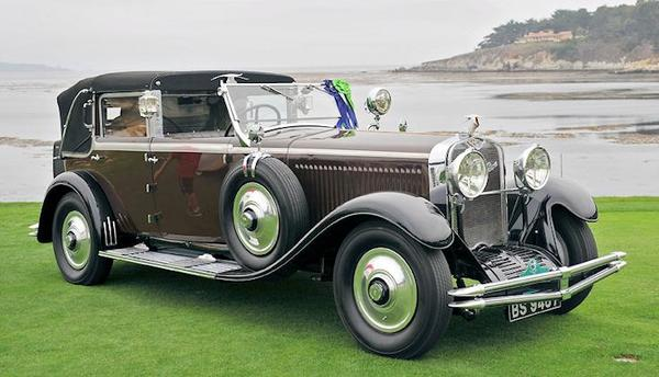Hispano-Suiza H6 car history